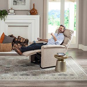 furniture store recliner