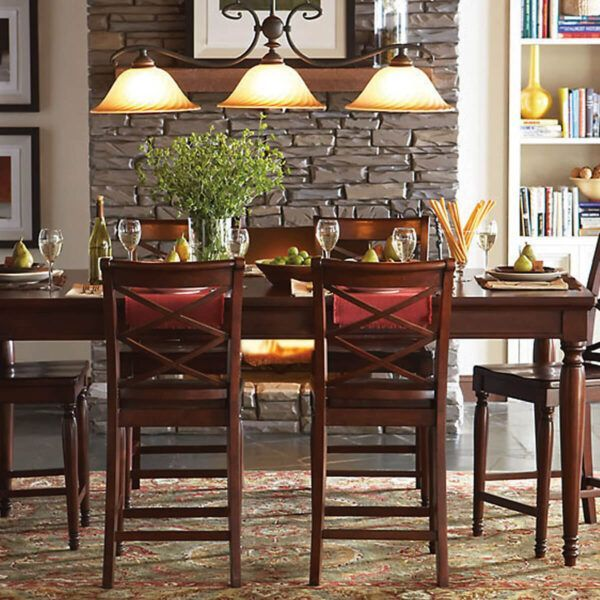 Cambridge Counter Height Table & Chairs