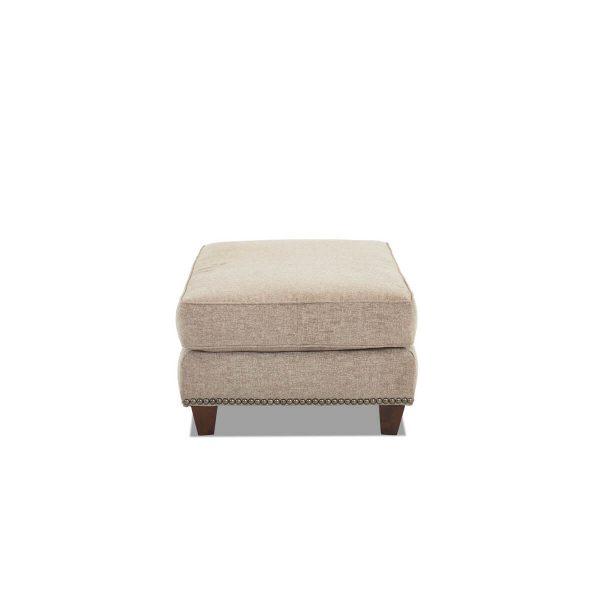 """Alexa Stationary Nail Head Sofa (91"""")"""